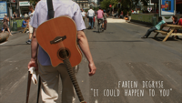 It Could Happen To You à la guitare acoustique par Fabien Degryse