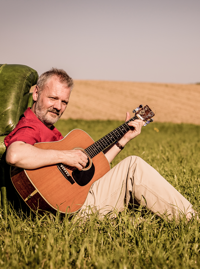 Fabien Degryse, guitare acoustique