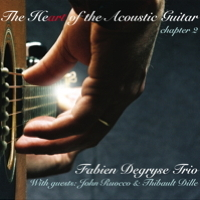Fabien Degryse - The HeArt Of The Acoustic Guitar chapter 2